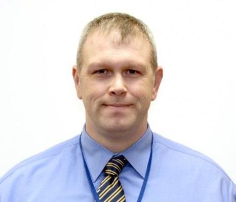 Head Principal Sean Begley