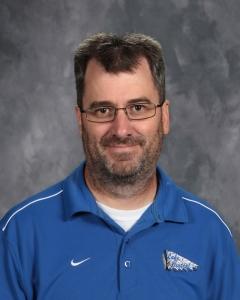 Assistant Principal Ed Beck
