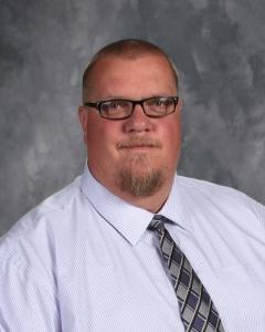 Assistant Principal Marty Freeman