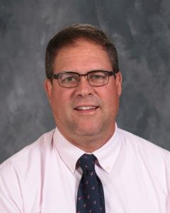 Dean of Students Doug McCallister