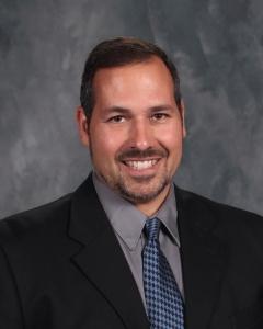 Assistant Principal Richard Moore