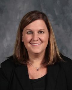 Dean of Students Erin Novak