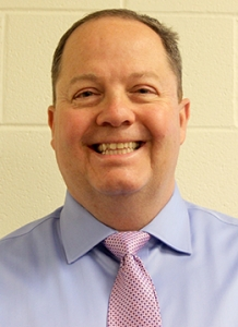 Assistant Principal Tim Powers