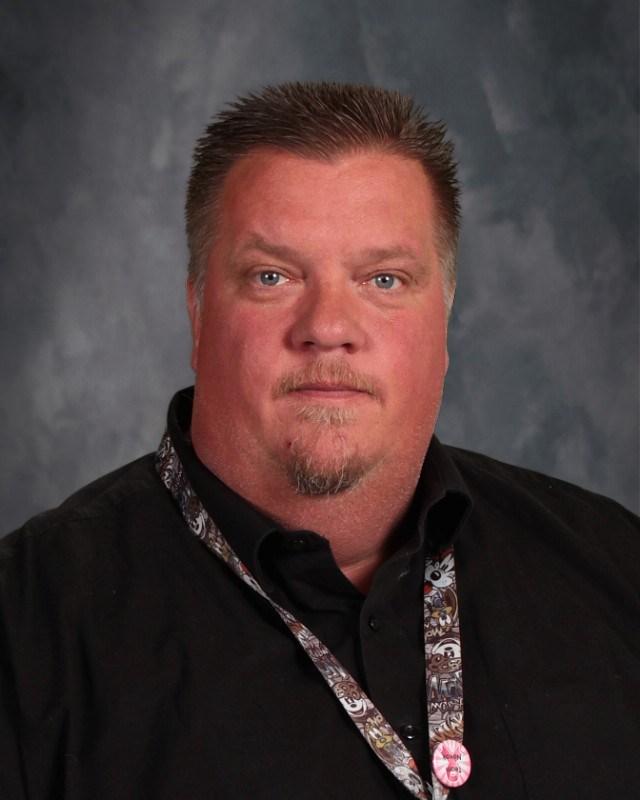 Marty Freeman, Assistant Principal