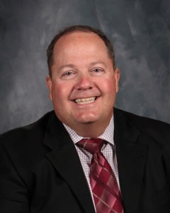 Tim Powers, Assistant Principal